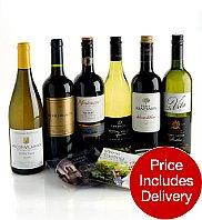 M&S Wine Tasting Gift Box