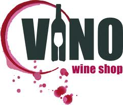 Vino Wine Shop Logo