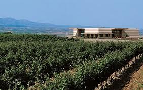 Winery of Campo Viejo
