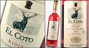 El Coto wines