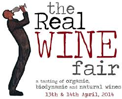 The Real Wine fair 2014 logo