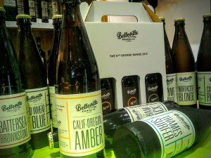 Battersea based brewer Belleville Brewing Co