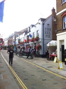 The Eel Pie Pub - 4pm on Rugby World Cup opening day England v Fiji